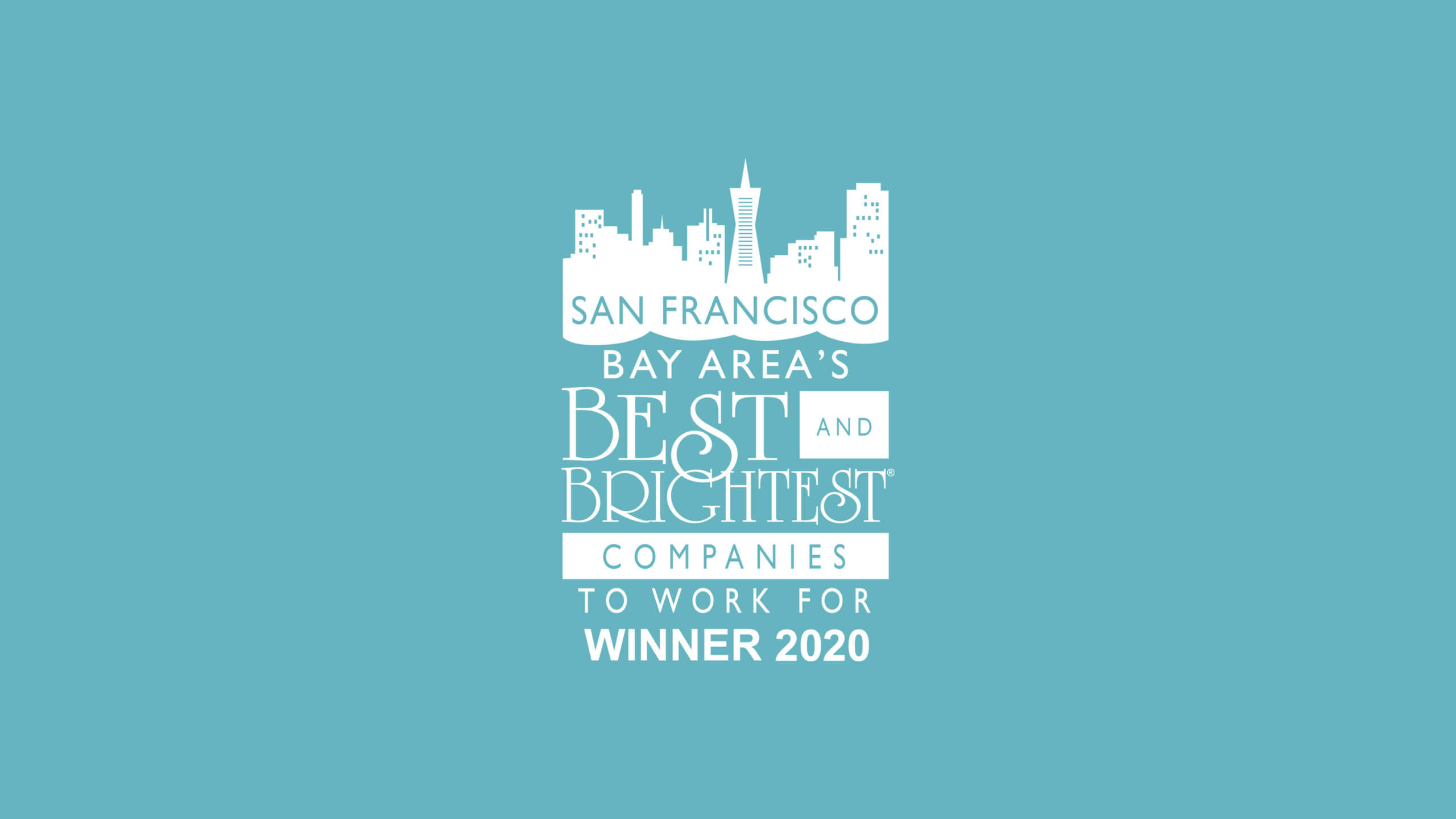 San Francisco Bay Area's Best and Brightest Companies to Work For